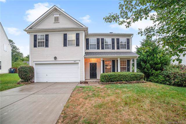 4015 Saphire Lane, Indian Trail, NC 28079 (#3550636) :: Miller Realty Group