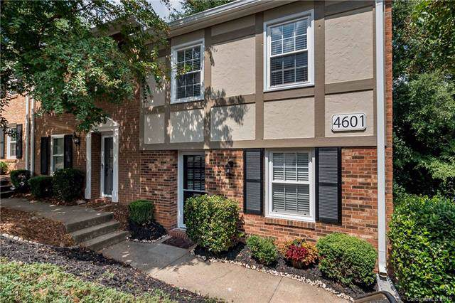 4601 Hedgemore Drive F, Charlotte, NC 28209 (#3550646) :: The Sarver Group