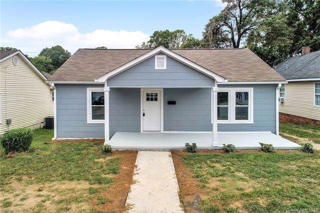 519 Rose Avenue, Kannapolis, NC 28083 (#3550649) :: Odell Realty