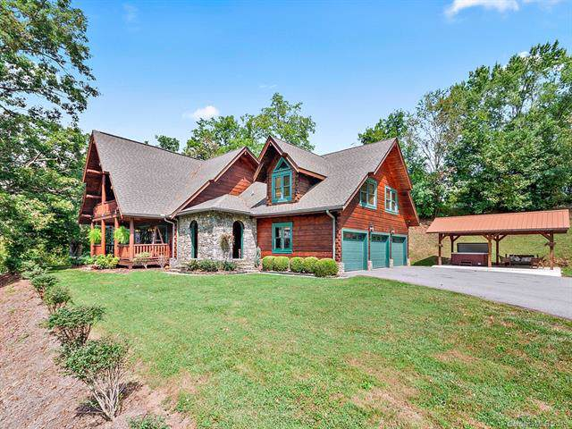 89 Monteagle Drive, Waynesville, NC 28786 (#3550710) :: Robert Greene Real Estate, Inc.