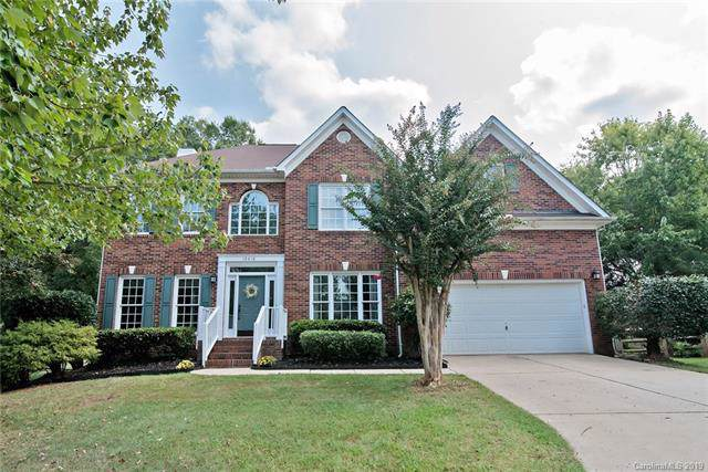 10418 Friarsgate Road, Huntersville, NC 28078 (#3550797) :: Zanthia Hastings Team