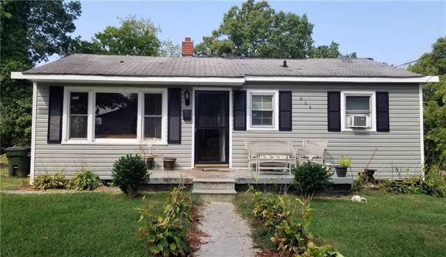964 2nd Street Place SW, Hickory, NC 28602 (#3550822) :: Carver Pressley, REALTORS®