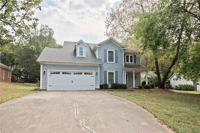 1074 Iveywood Place, Concord, NC 28027 (#3550825) :: High Performance Real Estate Advisors