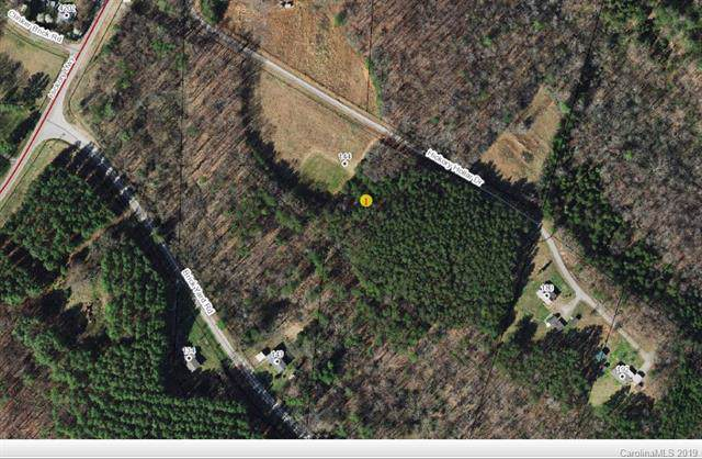 8 acres Hickory Hollar Drive, Statesville, NC 28677 (#3550855) :: IDEAL Realty