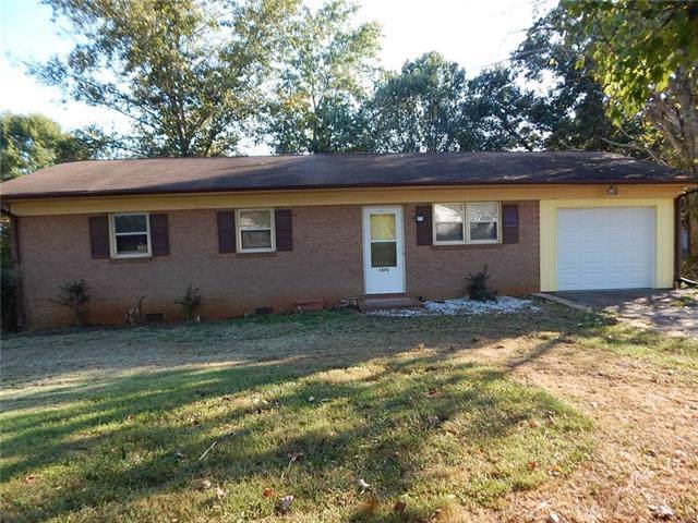 1876 Jarrett Farm Road, Newton, NC 28658 (#3550856) :: Exit Realty Vistas