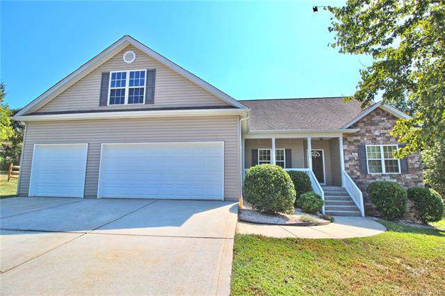 153 Logan Ridge Drive, Statesville, NC 28677 (MLS #3550915) :: RE/MAX Impact Realty