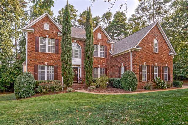 6207 Savannah Grace Lane, Huntersville, NC 28078 (#3550979) :: Cloninger Properties