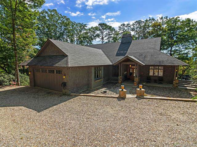 80 Stone Creek Trail, Brevard, NC 28712 (#3550984) :: Homes Charlotte