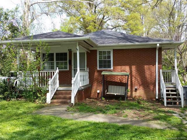 1715 Mimosa Avenue, Charlotte, NC 28205 (#3551010) :: Robert Greene Real Estate, Inc.