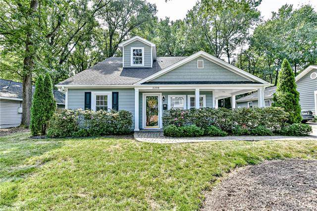 2208 Stratford Avenue, Charlotte, NC 28205 (#3551021) :: MartinGroup Properties