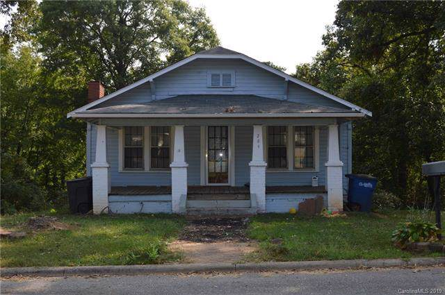 284 Lackey Street, Statesville, NC 28677 (MLS #3551040) :: RE/MAX Impact Realty
