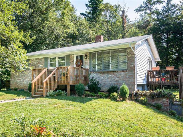 10 Sunset Drive, Swannanoa, NC 28778 (MLS #3551100) :: RE/MAX Journey