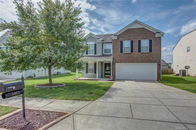 3413 Table Rock Drive, Gastonia, NC 28052 (#3551168) :: Carlyle Properties
