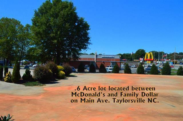 527 Main Avenue W, Taylorsville, NC 28681 (#3551174) :: Cloninger Properties
