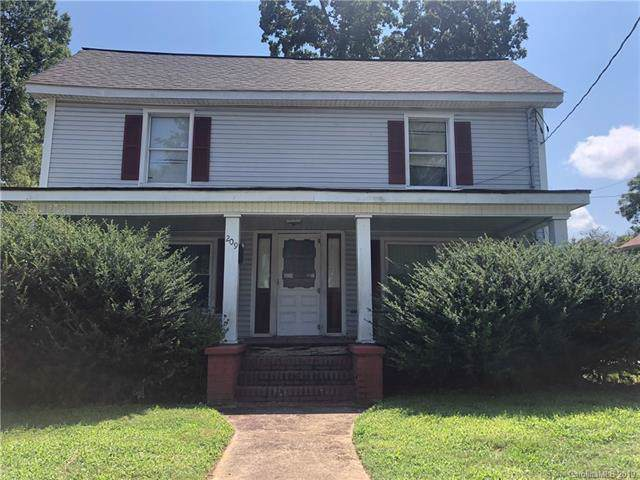 209 Virginia Avenue, Bessemer City, NC 28016 (#3551175) :: The Ramsey Group