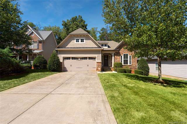 11819 Hampton Place Drive, Charlotte, NC 28269 (#3551182) :: Besecker Homes Team