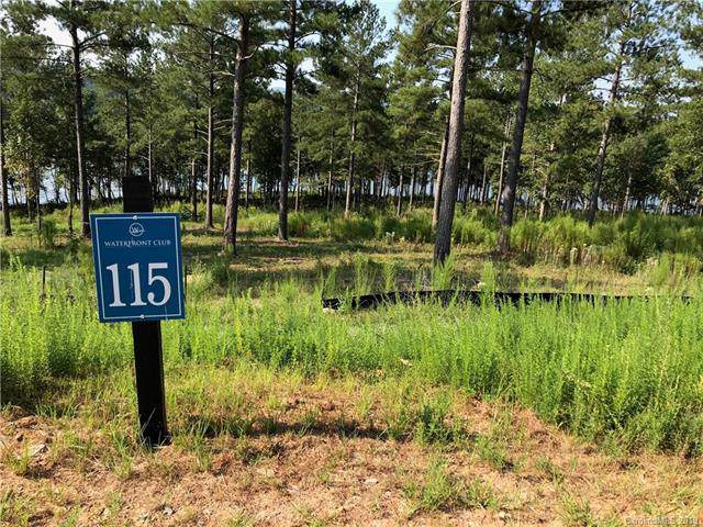 V/L 115 Coveside Drive #115, Granite Falls, NC 28630 (#3551200) :: Rinehart Realty