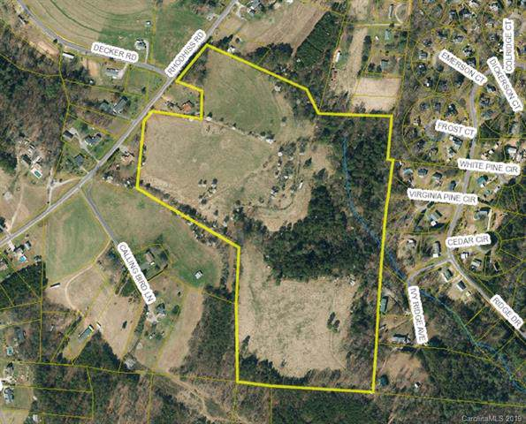 8440 Rhodhiss Road, Connelly Springs, NC 28612 (#3551245) :: Rinehart Realty