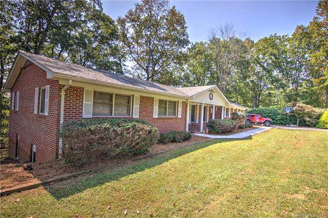 177 Swiss Pine Lake Drive, Spruce Pine, NC 28777 (#3551274) :: Johnson Property Group - Keller Williams