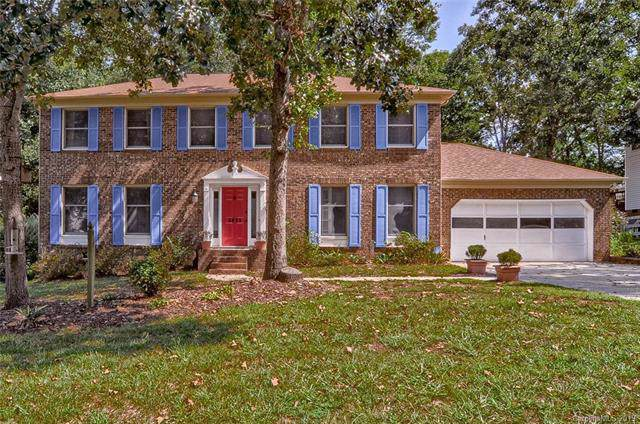 2633 Whisper Ridge Lane, Matthews, NC 28105 (#3551322) :: Puma & Associates Realty Inc.