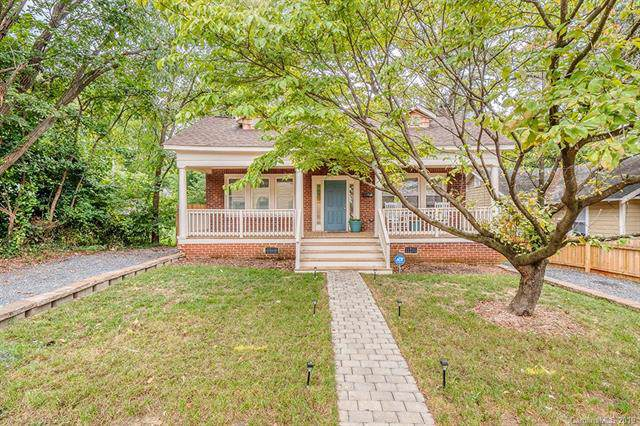 908 Harrill Street, Charlotte, NC 28205 (#3551381) :: Stephen Cooley Real Estate Group