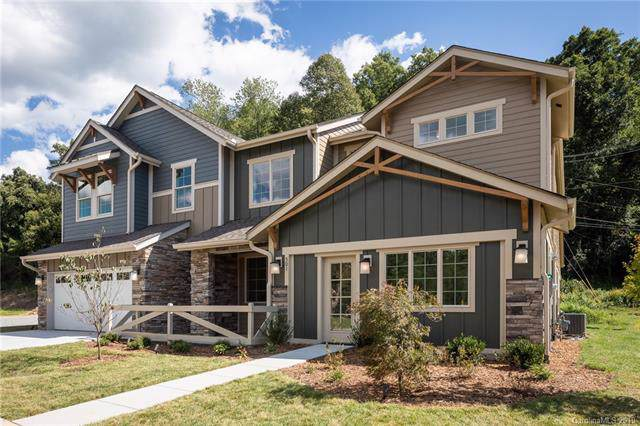 617 Sugar Magnolia Place #39, Black Mountain, NC 28711 (#3551388) :: Stephen Cooley Real Estate Group