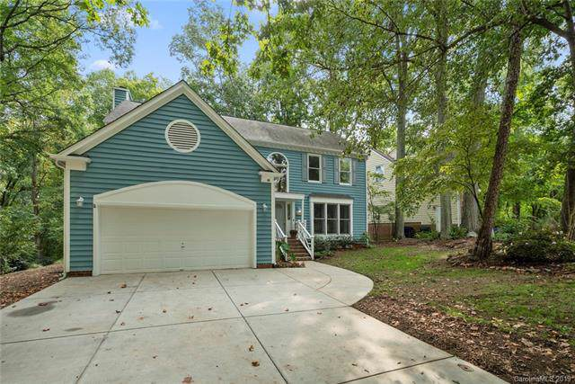 8915 Twin Trail Drive, Huntersville, NC 28078 (#3551402) :: The Ramsey Group