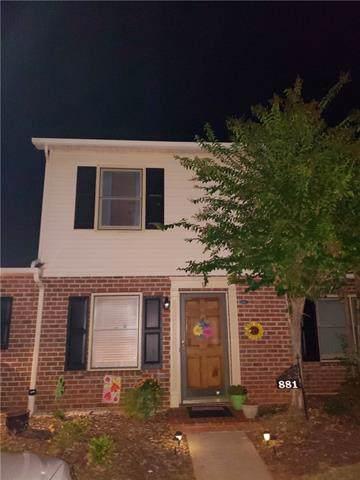 881 21st Avenue #881, Hickory, NC 28601 (#3551415) :: Rinehart Realty