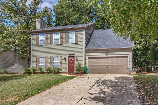 16300 Amber Field Drive, Huntersville, NC 28078 (#3551422) :: Besecker Homes Team