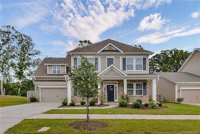 10710 Charmont Place, Huntersville, NC 28078 (#3551535) :: Besecker Homes Team