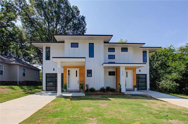 529 State Street, Charlotte, NC 28208 (#3551571) :: Roby Realty