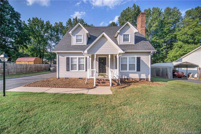 2352 Ellerbe Drive, Kannapolis, NC 28083 (#3551609) :: Odell Realty