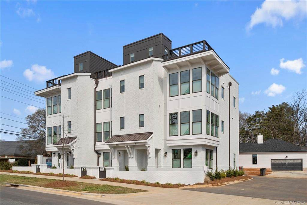 1107 Reece Road #3, Charlotte, NC 28209 (#3551611) :: Odell Realty