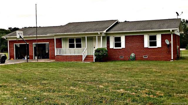 6013 Ansonville Polkton Road, Polkton, NC 28135 (#3551624) :: Washburn Real Estate