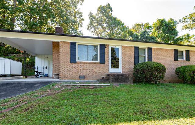 451 Arlington Circle, Lenoir, NC 28645 (#3551629) :: Besecker Homes Team