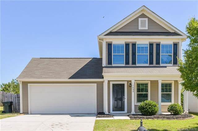 1488 Hyacinthia Lane, Rock Hill, SC 29730 (#3551639) :: Homes Charlotte