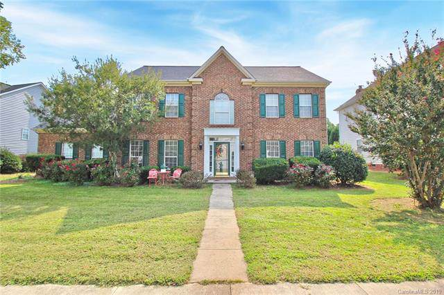 5410 Fredrick Street, Indian Trail, NC 28079 (#3551655) :: Homes Charlotte