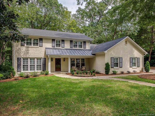 4931 Sentinel Post Road, Charlotte, NC 28226 (#3551683) :: Besecker Homes Team
