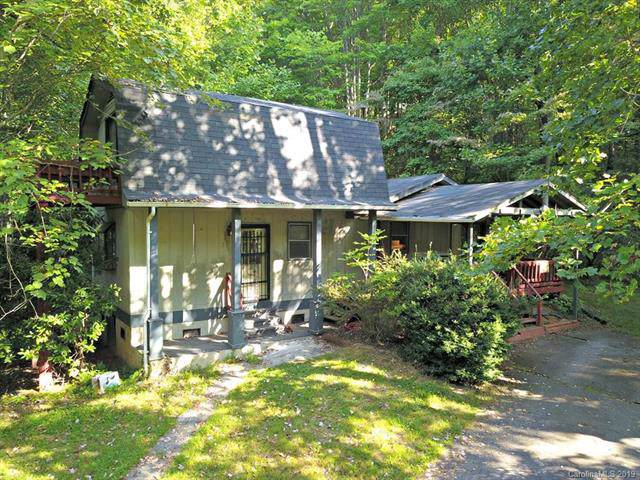 177 Smokies Ridge, Waynesville, NC 28786 (#3551743) :: Robert Greene Real Estate, Inc.