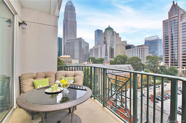 300 W 5th Street #815, Charlotte, NC 28202 (#3551792) :: Homes Charlotte