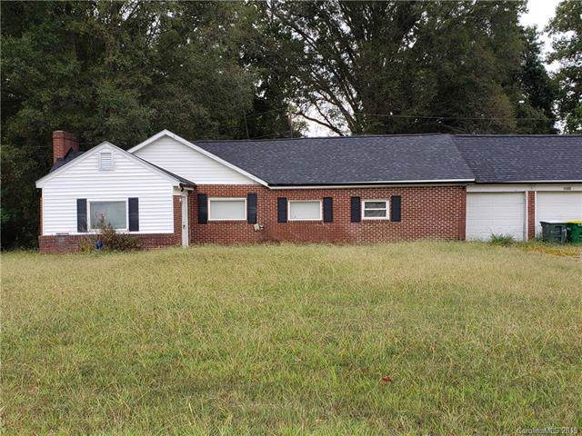 1600 Old Wilkesboro Road, Salisbury, NC 28144 (#3551843) :: Homes Charlotte