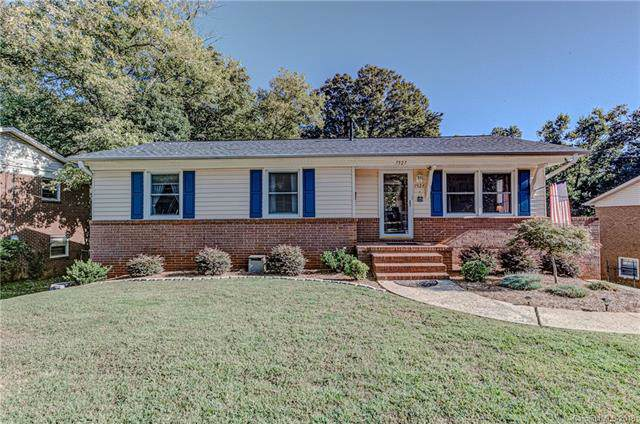 7527 Woodstream Drive, Charlotte, NC 28210 (#3551845) :: Stephen Cooley Real Estate Group