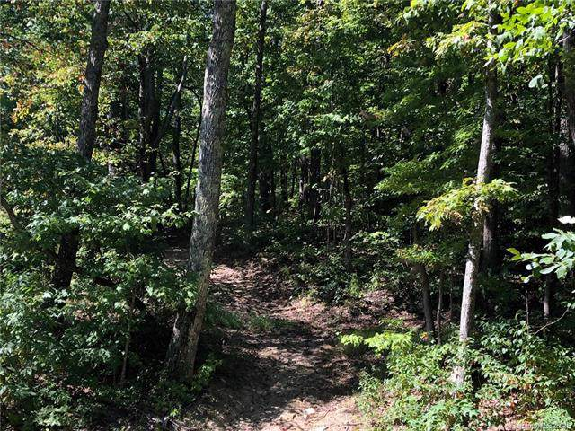 Lot #69 and 69A Marshall Ridge Road, Hendersonville, NC 28792 (#3551852) :: Rinehart Realty