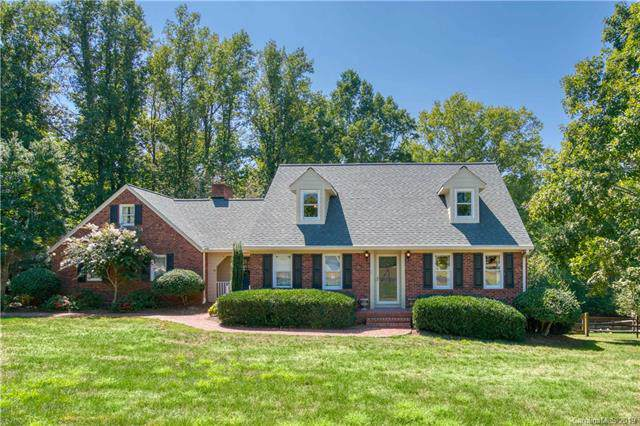 107 Canterbury Drive, Kings Mountain, NC 28086 (#3551875) :: Stephen Cooley Real Estate Group