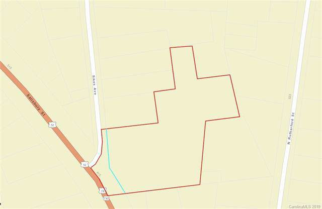 TBD Salisbury Street, Wadesboro, NC 28170 (#3551888) :: Mossy Oak Properties Land and Luxury