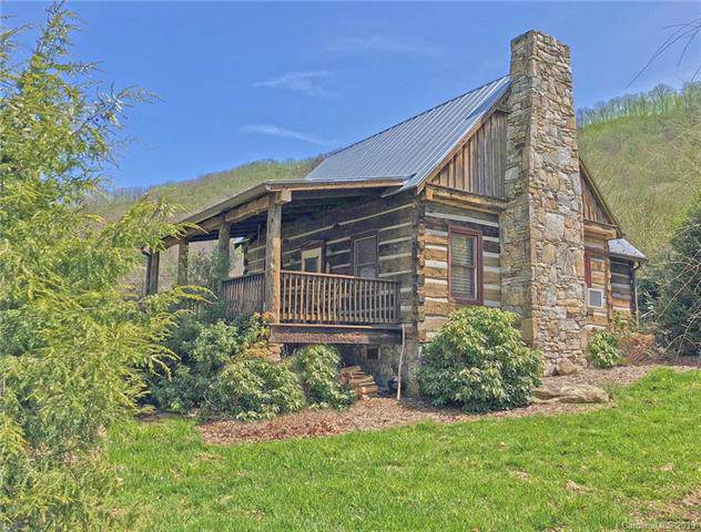 147 Gentry Farm Drive, Hot Springs, NC 28743 (#3551958) :: Keller Williams Professionals