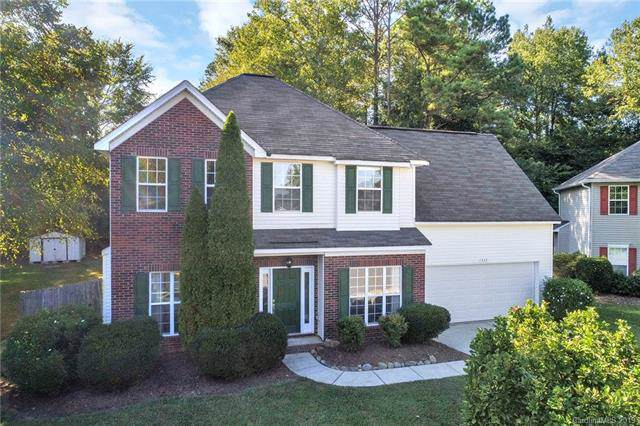 1523 Merrie Meadow Court, Rock Hill, SC 29732 (#3551961) :: Rinehart Realty