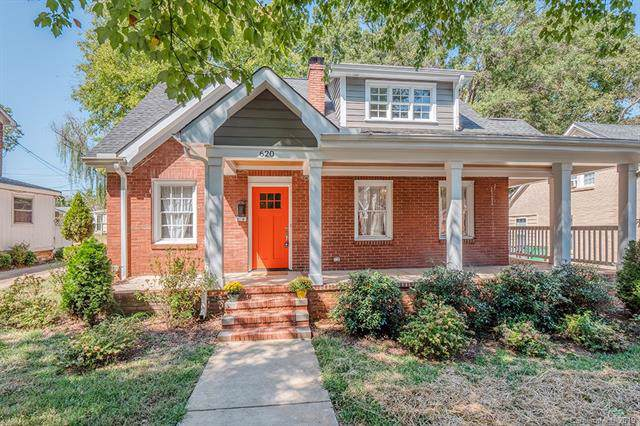 620 Woodruff Place, Charlotte, NC 28208 (#3551987) :: Rowena Patton's All-Star Powerhouse