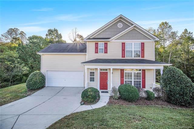 4805 Samuel Richard Street, Kannapolis, NC 28083 (#3551996) :: High Performance Real Estate Advisors