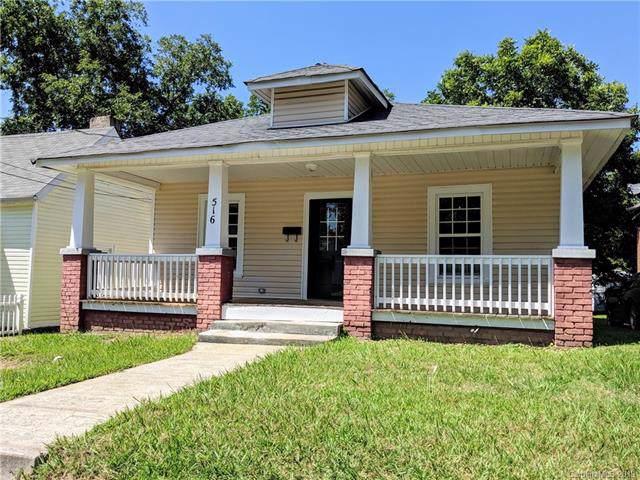 516 Caldwell Street S, Salisbury, NC 28144 (#3552001) :: Homes Charlotte